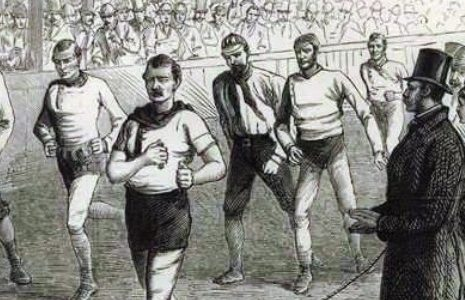 The unlikely history of pub athletics